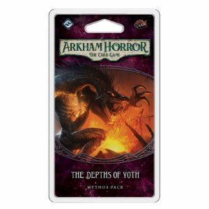 Arkham Horror The Depths of Yoth Expansion