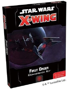 Star Wars X-Wing 2nd Ed First Order Conversion Kit