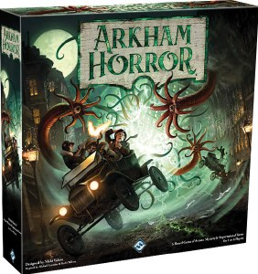 Arkham Horror Board Game 3rd Edition - Core Set
