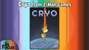 Cryo Board Game