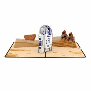 LovePop Star Wars R2D2 Jawas Greeting Card