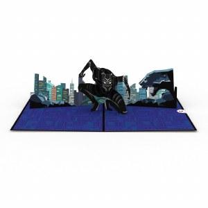 LovePop Marvel Black Panther Greeting Card