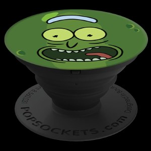 Rick And Morty Pickle Rick Popsocket