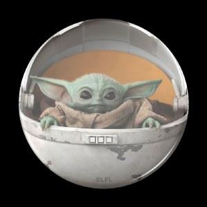 Star Wars Mando Baby Yoda Child Popsocket