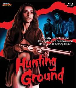 Hunting Ground Blu ray