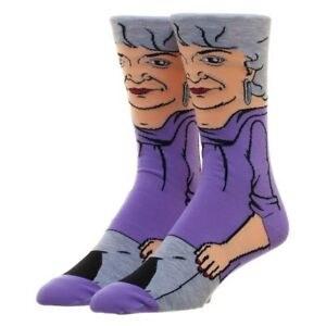 Golden Girls Dorothy 360 Crew Socks