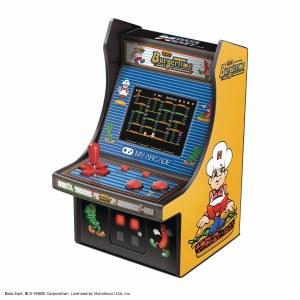 Burgertime Retro 6.75In Micro Player