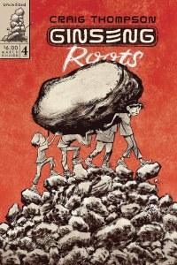 Ginseng Roots #4