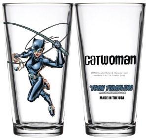 Catwoman Toon Tumbler
