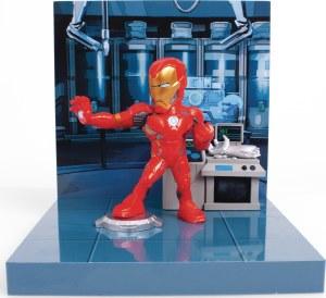 Marvel Superama Iron Man Figural Diorama