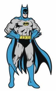 DC FigPin Classic Batman Pin