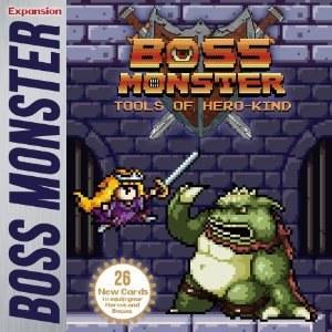 Boss Monster Tools of Hero-Kind
