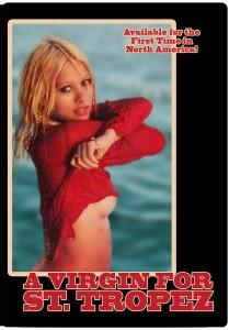 A Virgin for St Tropez DVD