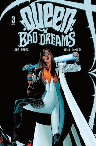 Queen of Bad Dreams #3 Signed