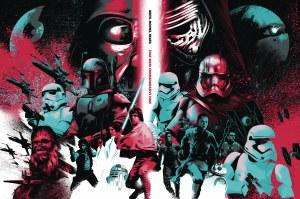 Birth Movies Death Magazine Star Wars Commemorative