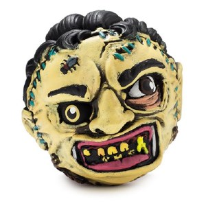 MadBalls Horror Leatherface Texas Chainsaw Massacre Foam Ball