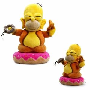 Simpsons Homer Buddha 10 Inch Plush