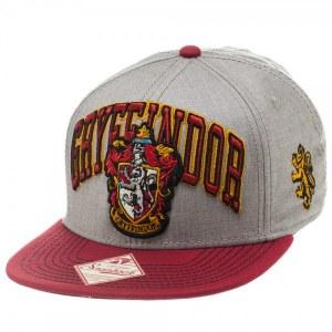 Harry Potter Gryffindor Embroidered Snapback Cap