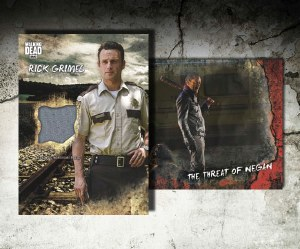 The Walking Dead Trading Card Game Road To Alexandria Booster Pack