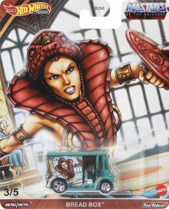 Hot Wheels Masters of the Universe Teela Bread Box Die-Cast Vehicle