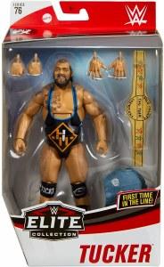 WWE Elite 76 Tucker AF