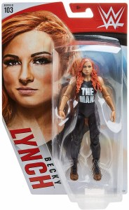 WWE S103 Becky Lynch Action Figure