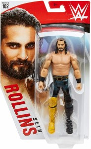WWE S102 Seth Rollins Action Figure