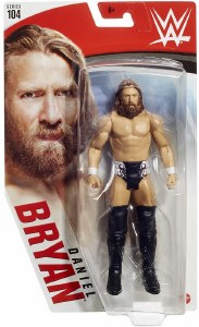 WWE S104 Daniel Bryan Action Figure