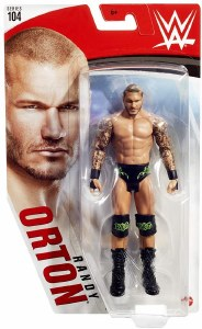 WWE S104 Randy Orton Action Figure