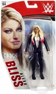 WWE S104 Alexa Bliss Action Figure
