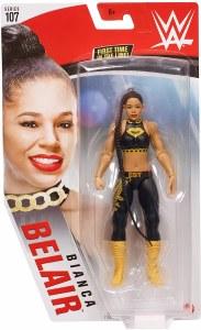 WWE S107 Bianca Belair Action Figure