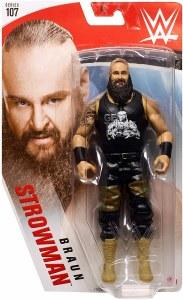 WWE S107 Braun Strowman Action Figure