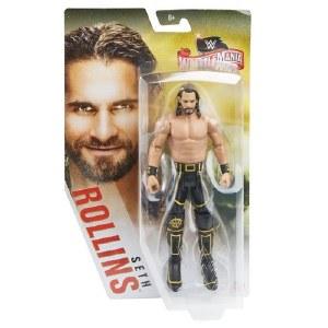 WWE WM20 Seth Rollins Basic Action Figure