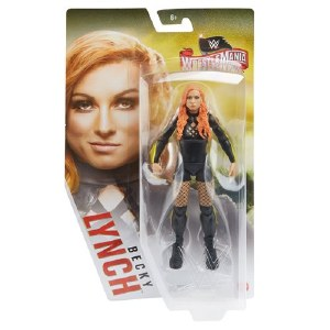 WWE WM20 Becky Lynch Basic Action Figure