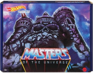 Masters of the Universe Hot Wheels Character Cars 5 Pack
