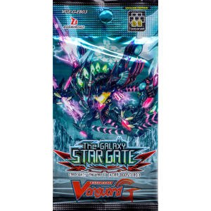 Cardfight Vanguard Galaxy Star Gate Booster