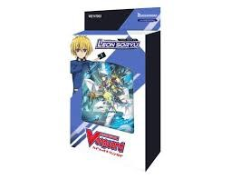 Cardfight Vanguard Champions Leon Soryu Trial Deck