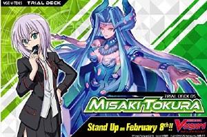 Cardfight Vanguard Misaki Tokura Trial Deck