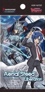 Cardfight Vanguard Aerial Steed Liberation Booster Pack