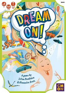 Dream On Board Game