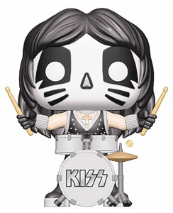 POP Rocks KISS The Catman Vinyl Figure