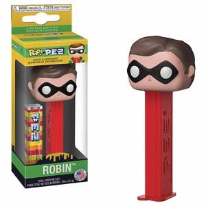 POP PEZ DC Batman '66 Robin Dispenser