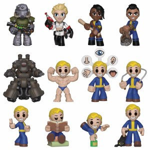 Fallout Series 2 Mystery Mini Blind Box Figure