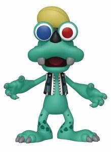POP Games Kingdom Hearts III Goofy Monsters Inc Vinyl Figure