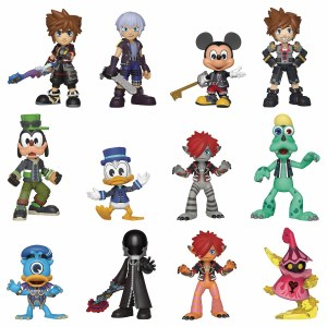 Disney Kingdom Hearts 3 Mystery Minis Blind Box Vinyl Fig