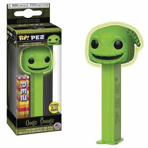 POP PEZ Nightmare Before Christmas Oogie Boogie Dispenser