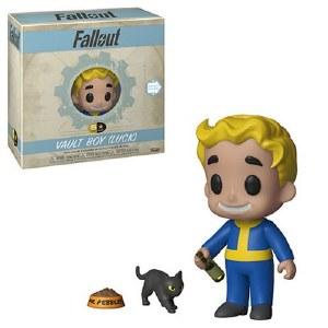 5 Star Fallout Vault Boy Luck Vinyl Figure