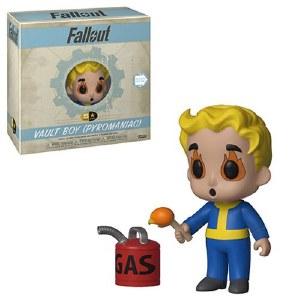 5 Star Fallout Vault Boy Pyromaniac Vinyl Figure