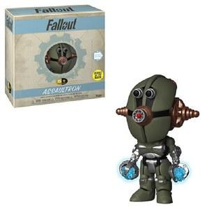 5 Star Fallout Assaultron Vinyl Fig