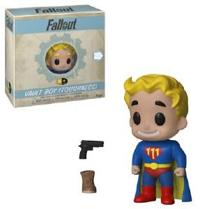 5 Star Fallout Vault Boy Toughness Vinyl Figure